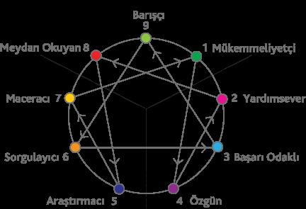 enneagram-9-renk-tipleri